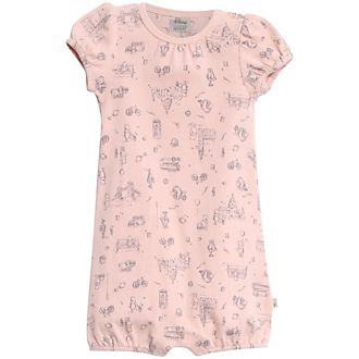 WHEAT Winnie the Pooh and Friends Baby Romper