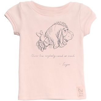 WHEAT Eeyore and Piglet Baby T-Shirt
