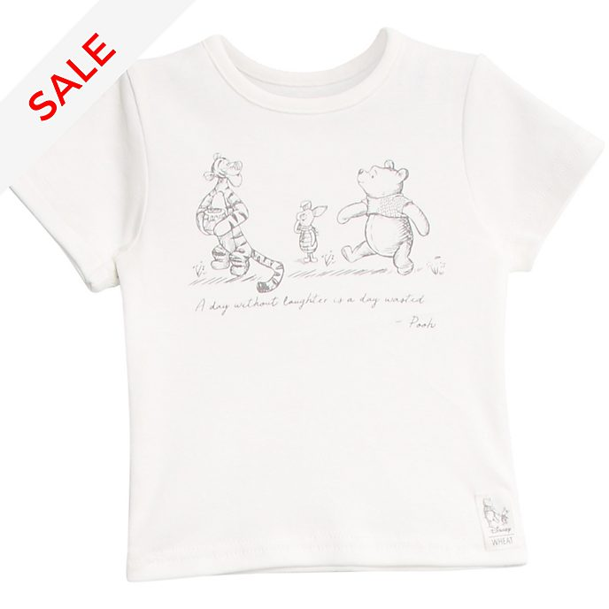 WHEAT Winnie the Pooh and Friends Baby T-Shirt