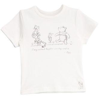 WHEAT Camiseta para bebés Winnie the Pooh y sus amigos