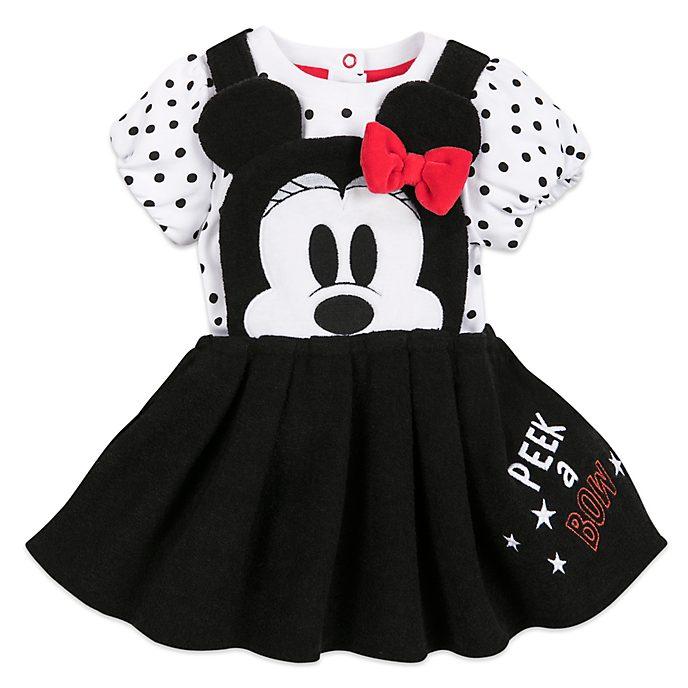 Disney Store Ensemble robe et body Minnie pour bébé