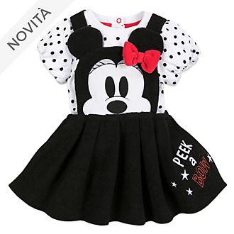 Completo vestitino e tutina baby Minni Disney Store