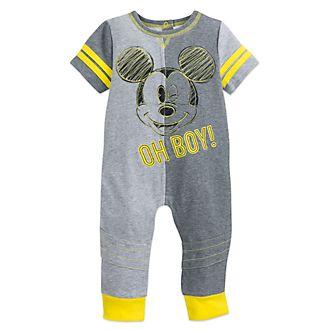Disney Store - Micky Maus - Babystrampler