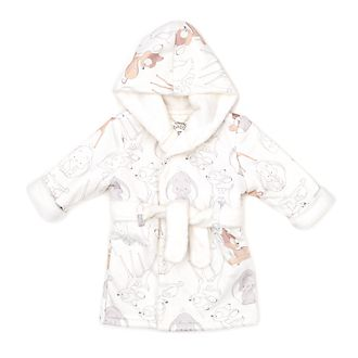 Disney Store Robe de chambre Bambi et Dumbo pour bébé