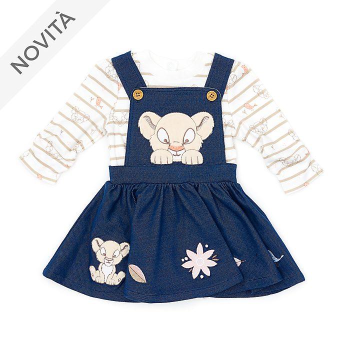 87fa8521b551b6 Completo vestito e tutina baby Nala Disney Store