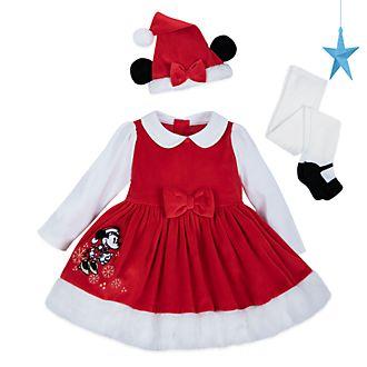 Vestito baby Minni Holiday Cheer Disney Store