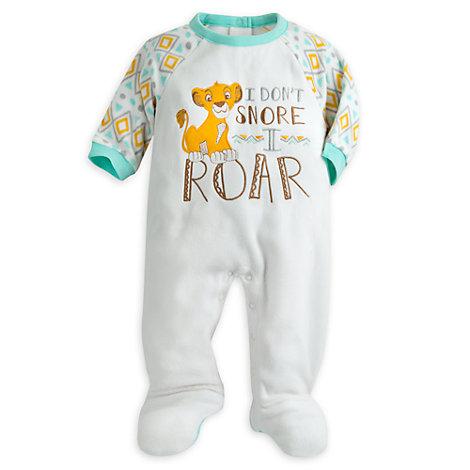 Simba Baby Sleep Suit The Lion King