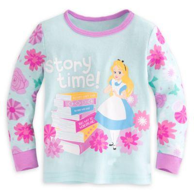 Alice im Wunderland - Alice Pyjama für Babys