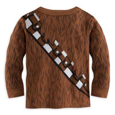 Chewbacca Baby Costume Pyjamas