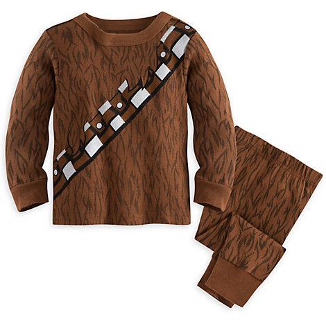 Chewbacca babypyjamas