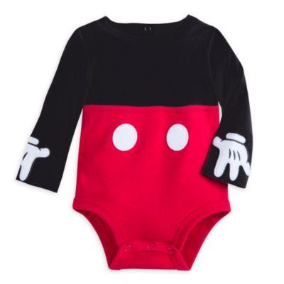 Body déguisement pour bébé Mickey