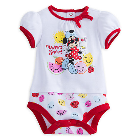 Minnie Maus – Baby-Body