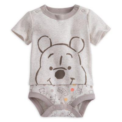 Body Winnie the Pooh para bebé