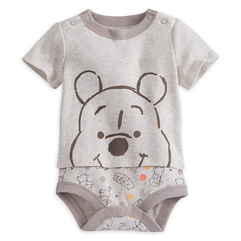Winnie the Pooh Baby Body Suit