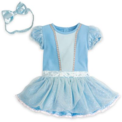 Cinderella Baby Costume Body Suit
