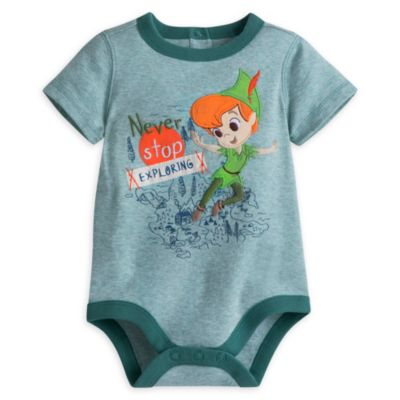 Peter Pan Baby Body Suit