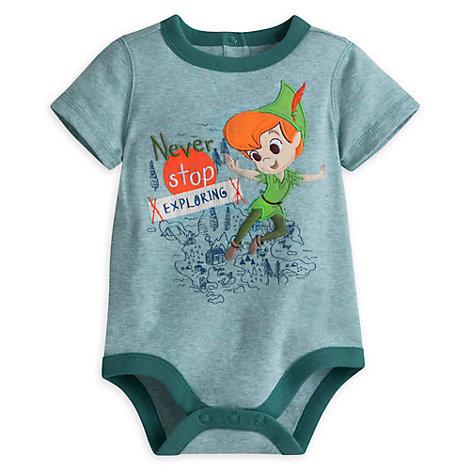 Peter Pan bodystocking til baby