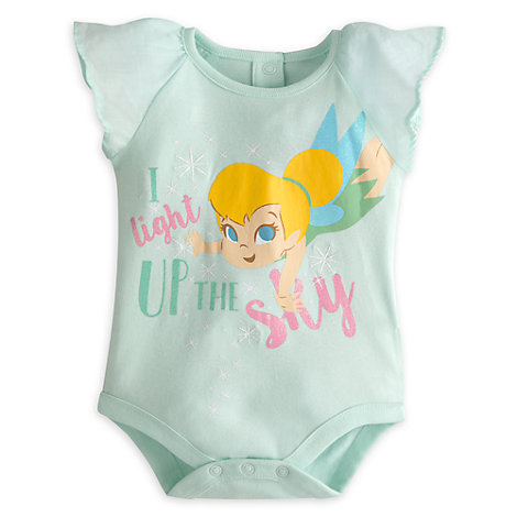 Tinker Bell Baby Body Suit