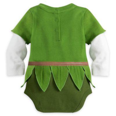 Peter Pan sparkdräkt för utklädning