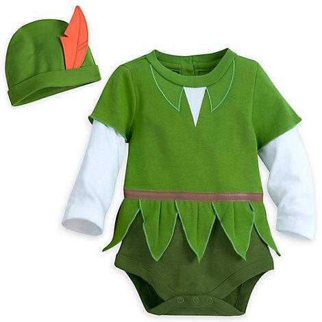 Peter Pan - Kostüm-Body für Babys