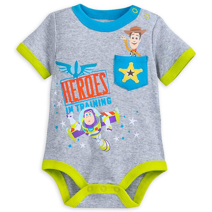 Body Toy Story para bebé
