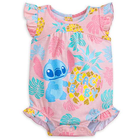 Stitch Baby Body Suit