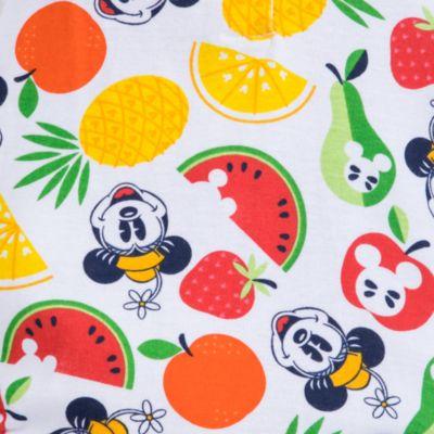 Body Mickey y Minnie Mouse, Colección Verano