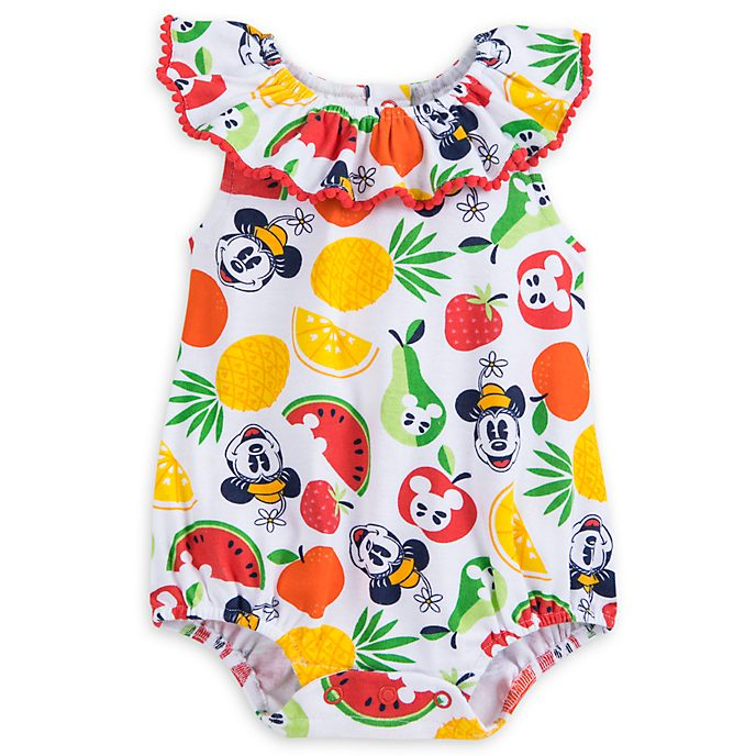 Body pour bébé Mickey et Minnie Summer Fun
