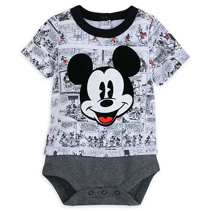 Body Mickey Mouse cómic