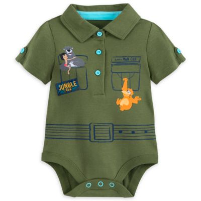 The Jungle Book Baby Body Suit