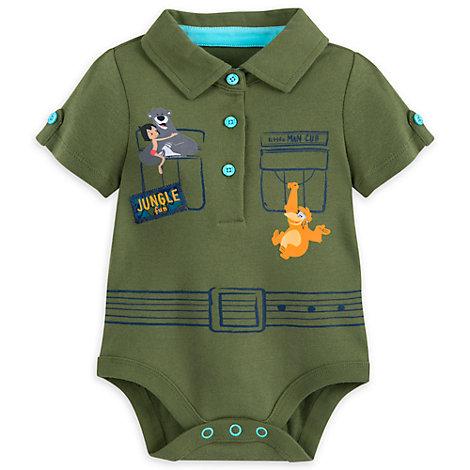 Body Le Livre de la Jungle pour bébé
