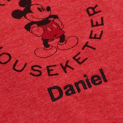 Micky Maus - Original Mouseketeer - Body für Babys