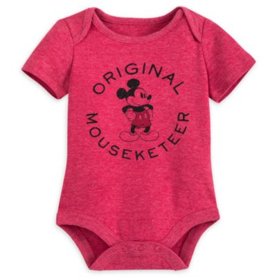"Body Mickey Mouse ""Original Mouseketeer''pour bébé"