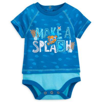 Body Buscando a Nemo para bebé