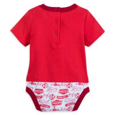 Lightning McQueen - Body für Babys