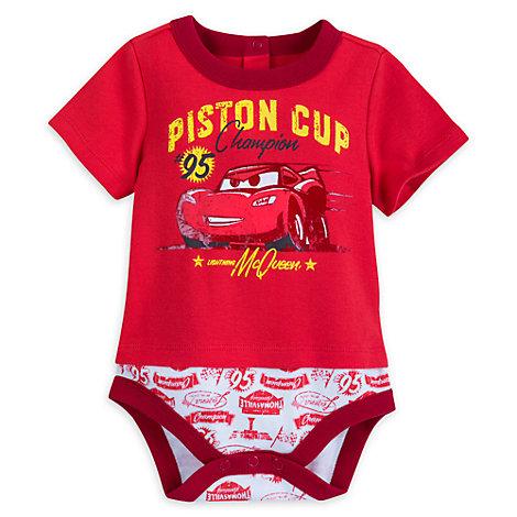 Lightning McQueen Baby Body Suit
