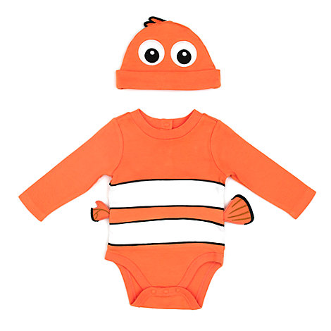 Finding Nemo Baby Costume Body Suit