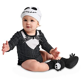 Pelele-disfraz Jack Skelleton para bebé, Disney Store