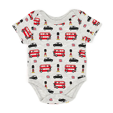 Mickey Mouse London Baby Body Suit
