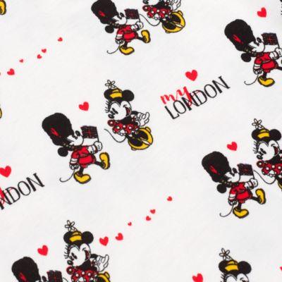 Pelele de Mickey y Minnie en Londres