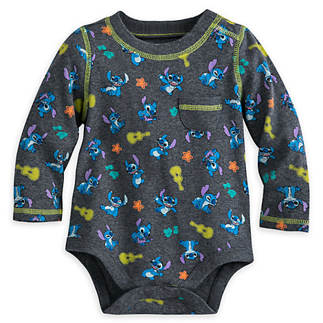 Stitch - Body für Babys