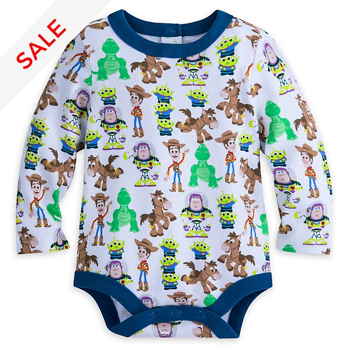 Toy Story Baby Body Suit