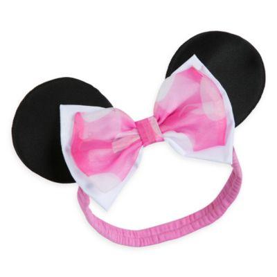 minnie maus kost m body f r babys in pink. Black Bedroom Furniture Sets. Home Design Ideas