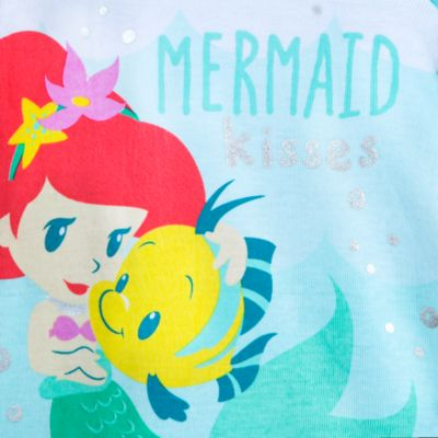 The Little Mermaid Baby Body Suit