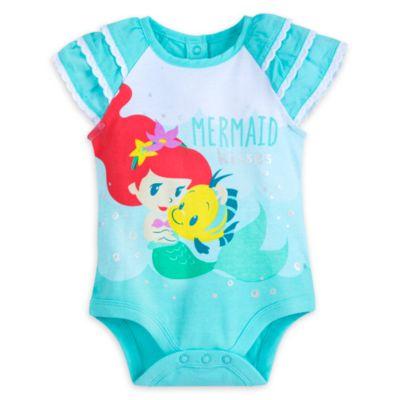 Body de La Sirenita para bebé