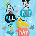 Body Mickey et ses amis pour bébé