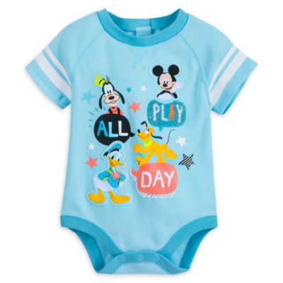 Mickey and Friends Baby Body Suit