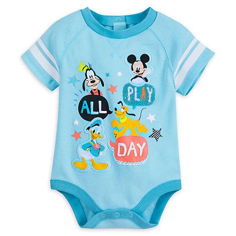 Micky Maus und Freunde - Baby Body
