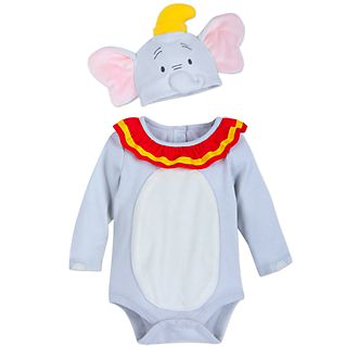 Disney Store Dumbo Baby Costume Body Suit