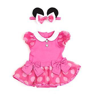 Disney Store Body déguisement Minnie Mouse rose pour bébé